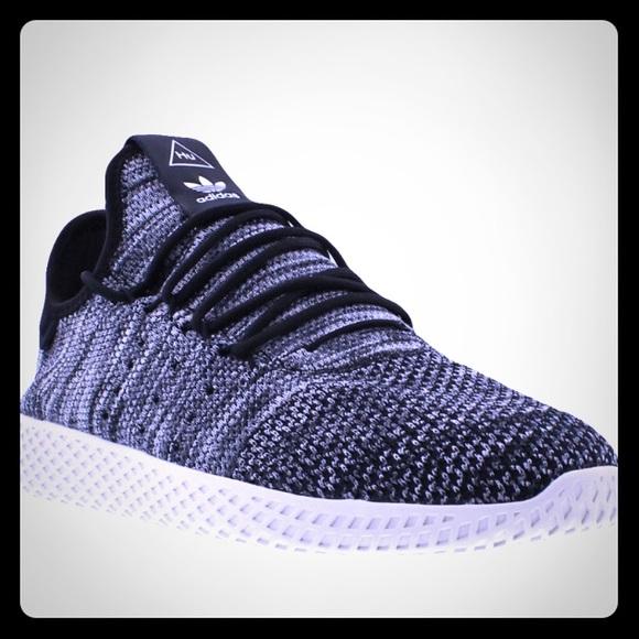 Men's Tennis HU Primeknit Sneakers *Gently Used